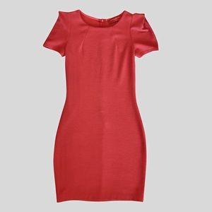 Akira Coral Mini Dress